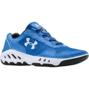 Under Armour Drainster Mens Watershoes, Superior Blue-Charcoal-Element, medium