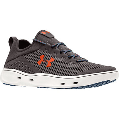Under Armour Kilchis Mens Watershoes, Maverick Brown-Mechanic Blue-T, viewer