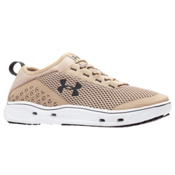 Under Armour Kilchis Mens Watershoes, Desert Sand-White-Charcoal, medium