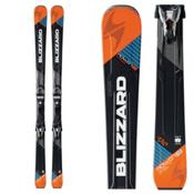 Blizzard Power X8 Skis with IQ-TCX 12 Bindings 2016, , medium