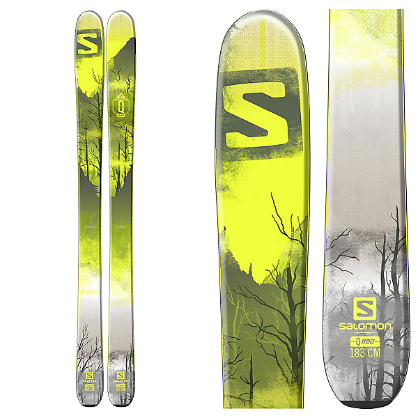 Salomon Q-Lab Skis, , 600