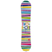 2B1 Paint White Womens Snowboard, , medium