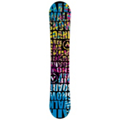 Airwalk Laser Blue Womens Snowboard, , medium