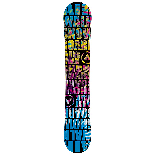 Airwalk Laser Blue Womens Snowboard, , 600