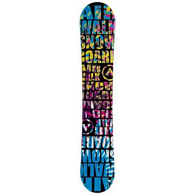 Airwalk Laser Blue Rocker 155cm Womens Snowboard, , viewer