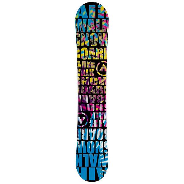 Airwalk Laser Blue Rocker 155cm Womens Snowboard, , 600