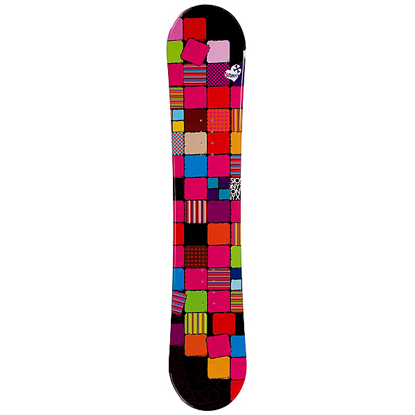 Sionyx Quilt Womens Snowboard, , 600