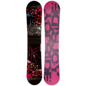 JoyRide Picture Red Snowboard, , medium