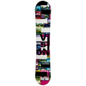 Vision The Photo Pink Snowboard, , medium