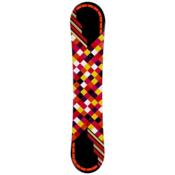 JoyRide Checkers Black Womens Snowboard, , medium