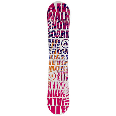 Airwalk Laser Pink Womens Snowboard, , viewer