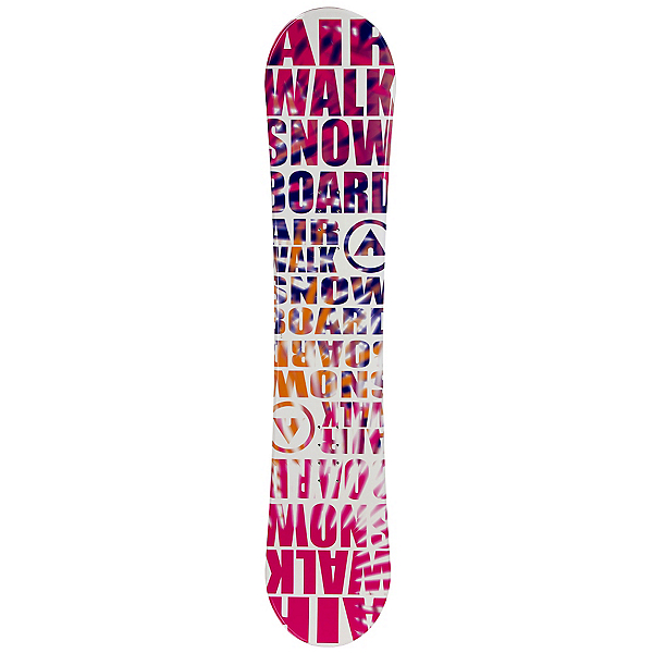 Airwalk Laser Pink Womens Snowboard, , 600