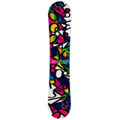 JoyRide Letters Black Girls Snowboard, , medium