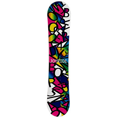 JoyRide Letters Black Girls Snowboard, , viewer