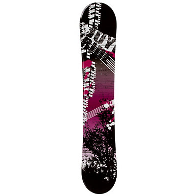 JoyRide Bush Pink Rocker Womens Snowboard, , viewer
