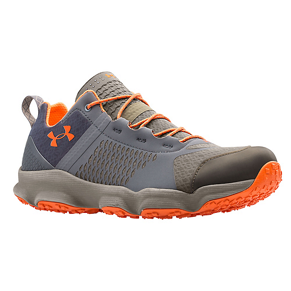 Under Armour Speedfit Hike Low Mens Shoes, Stoneleigh Taupe-Graphite-Hips, 600