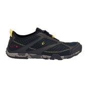 OluKai 'Eleu Trainer Mens Watershoes, Black-Black, medium