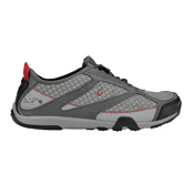 OluKai 'Eleu Trainer Mens Watershoes, Grey-Dark Shadow, medium