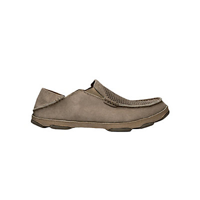 OluKai Moloa Kohana Mens Shoes, Clay-Clay, viewer