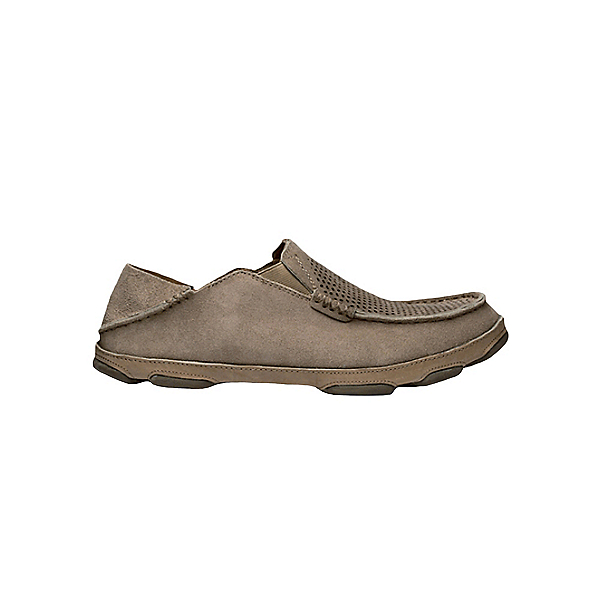 OluKai Moloa Kohana Mens Shoes, Clay-Clay, 600