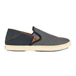 OluKai Pehuea Womens Shoes, Charcoal-Dark Shadow, 256