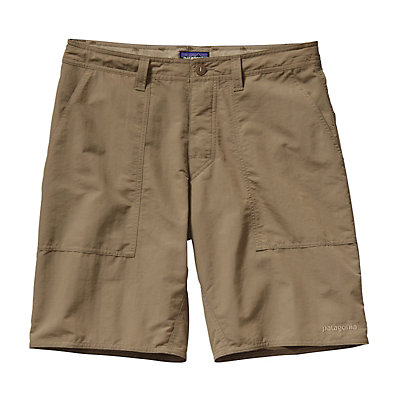 Patagonia Wavefarer Stand Up Boardshorts, Ash Tan, viewer