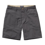 Patagonia Wavefarer Stand Up Board Shorts, Forge Grey, medium