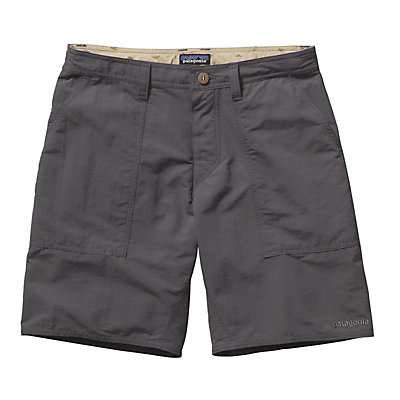 Patagonia Wavefarer Stand Up Boardshorts, Forge Grey, viewer