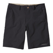 Patagonia Stretch Wavefarer Walk Board Shorts, Black-Ash Tan, medium
