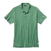 Patagonia Daily Tri-Blend Polo Shirt, Distilled Green, medium