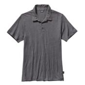 Patagonia Daily Tri-Blend Polo Shirt, Forge Grey, medium