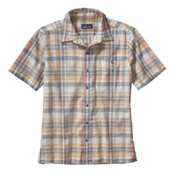 Patagonia Puckerware Mens Shirt, Cusco Orange, medium