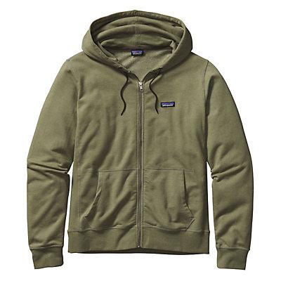 Patagonia Lightweight Full Zip Hoodie, Feather Grey, viewer