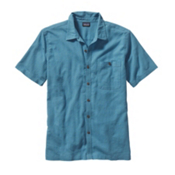 Patagonia A/C Mens Shirt, Catalyst Blue, medium