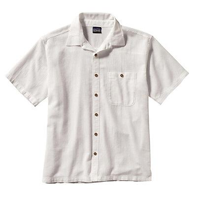 Patagonia A/C Mens Mens Shirt, White, viewer