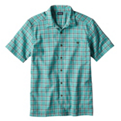 Patagonia A/C Mens Mens Shirt, Galah Green, medium