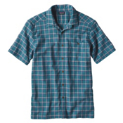Patagonia A/C Mens Mens Shirt, True Teal, medium