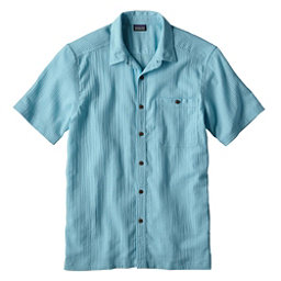 Patagonia A/C Mens Mens Shirt, Cuban Blue, 256