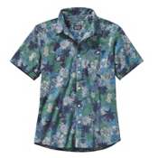 Patagonia Go To Mens Shirt, Neo Tropics Lite Glass Blue, medium
