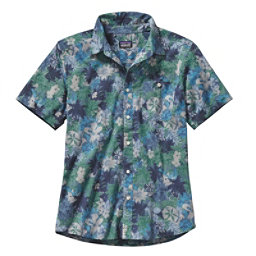 Patagonia Go To Mens Shirt, Neo Tropics Lite Glass Blue, 256
