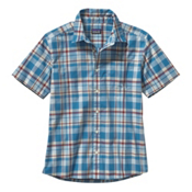 Patagonia Fezzman Mens Shirt, Sisquoc Catalyst Blue, medium