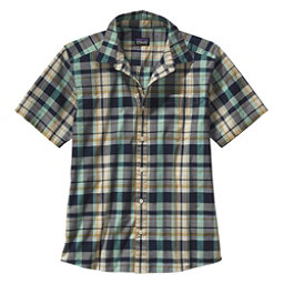 Patagonia Fezzman Mens Shirt, Sisquoc Distilled Green, 256