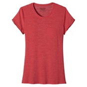 Patagonia Glorya Tee Womens T-Shirt, Shock Pink, medium