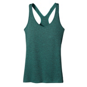Patagonia Fleur Womens Tank-Top, Howling Turquoise, medium