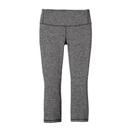 Patagonia Centered Crop Womens Pants, Forge Grey, 256