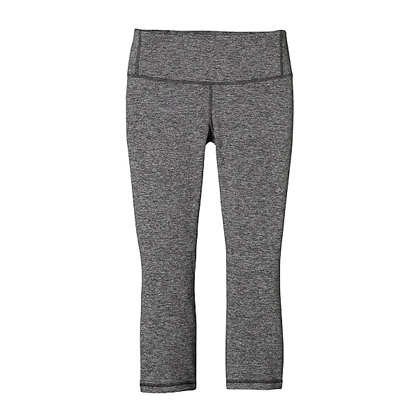 Patagonia Centered Crop Womens Pants, Forge Grey, 600