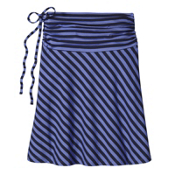 Patagonia Lithia Skirt, Vista Stripe Violet Blue, medium