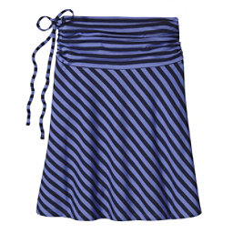 Patagonia Lithia Skirt, Vista Stripe Violet Blue, 256