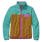 Patagonia Full Zip Snap-T Jacket, Howling Turquoise, medium