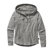 Patagonia Ahnya Pullover Womens Hoodie, Drifter Grey, medium